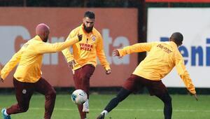 Galatasaray, Çaykur Rizespor maçının hazırlıklarını tamamladı