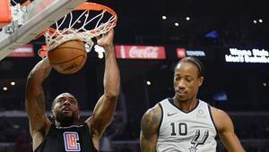LA Clippers, Kawhi Leonardla kazandı 38 sayı, 12 ribaunt, 4 top çalma...