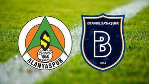 Aytemiz Alanyaspor Medipol Başakşehir maçı ne zaman Maç hangi kanalda