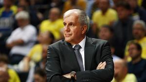 Zeljko Obradovic: Taraftarımız gelip bize destek olsun...