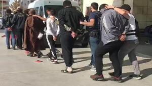 Siirtte PKK operasyonu: 16 gözaltı