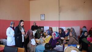 Çelikhan Halk Eğitim kurslarına ilgi