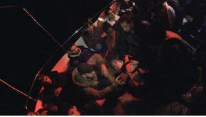 Bodrum açıklarında 35 göçmen yakalandı