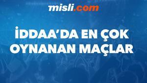 iddaada günün en çok oynanan maçları burada Misli.com yazarları değerlendirdi...