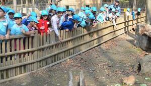 Polis çocuklar için Ormanya gezisi düzenledi