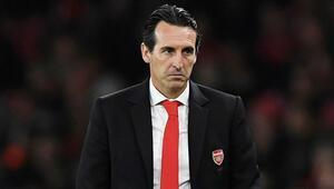Arsenalda Belhanda kararı Kadro dışı...