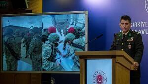 Barış Pınarı Harekatı bilgilendirme toplantısı: Tel Abyadda 1 ton amonyum nitrat ele geçirildi