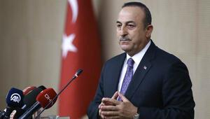Bakan Çavuşoğlu: YPG/PKK devleti kurmak isteyenlerin başını Fransa ile İsrail çekiyordu