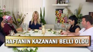 Yemekteyiz yarışmasında haftanın kazananı kim oldu 28 Ekim 1 Kasım haftası Seda Sayan ile Yemekteyiz birincisi