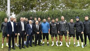 Fenerbahçe maçı öncesi Kayserispora moral ziyareti