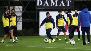 Fenerbahçede Dirar ve Harun sevinci