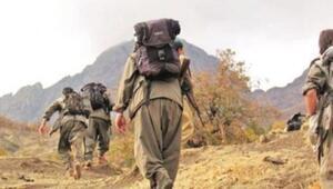 Suikast emri 'Sarı Yelek' giymiş PKK'lıdan