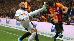 Galatasaray - Çaykur Rizespor maçından kareler...