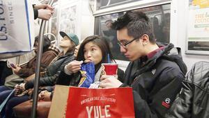 Metroda yeme içme yasağı