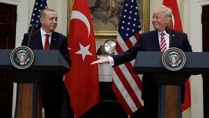 Trump: Erdoğan ile çok iyi ilişkilerimiz var