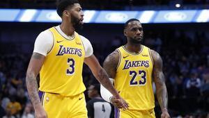 NBAde gecenin sonuçları | Lakers, Mavericksi uzatmada geçti