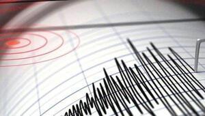 Kayseride 3,4 büyüklüğünde deprem
