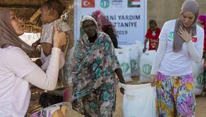 Gamze Özçelik Sudanda