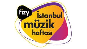 'fizy İstanbul Müzik Haftası'na Geri Sayım Başladı