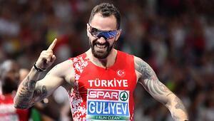 Ramil Guliyevden anlamlı koşu