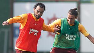 Galatasaray Real Madrid maçının hazırlıklarına ara vermeden başladı