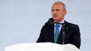 Bakan Turhan PTT AŞnin kuruluş yıl dönümü etkinliğine katıldı
