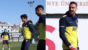 Fenerbahçe, Kayserispor hazırlıklarını tamamladı Dirar ve Harun sürprizi...