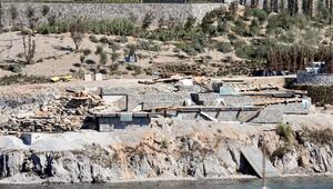 Bodrumdaki kaçak yapıların yıkımında sona yaklaşılıyor