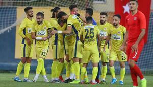 Ekol Göz Menemenspor: 1 - Cesar Grup Ümraniyespor: 0