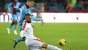 Trabzonspor - Göztepe maçından kareler...