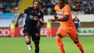 Alanyaspor - Başakşehir: 0-0