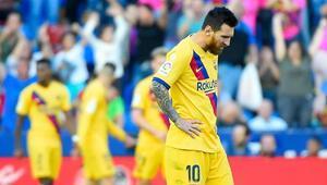 Barcelona, deplasmanda Levanteye 3-1