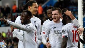 Lider Liverpool uzatmalarda güldü