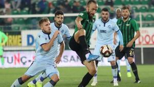Akhisarspor - Adana Demirspor: 1-1