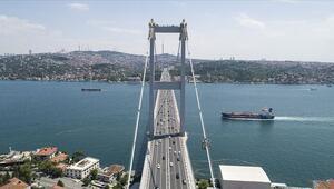 15 Temmuz Şehitler Köprüsü (1. Köprü) ne zaman trafiğe açılacak