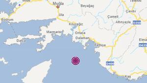 Akdenizde 3.7 büyüklüğünde deprem