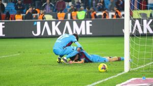 Trabzonsporda müthiş seri sona erdi 258 gün sonra...