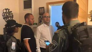 İsrail güçleri Filistinin Kudüs Bakanını gözaltına aldı