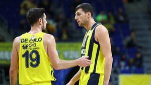 Fenerbahçe Beko galibiyeti hatırladı 4 maçlık yenilgi serisi sona erdi...