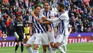 Enes Ünal attı, Valladolid kazandı
