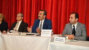 Başkan Çetin, Halk Gününde vatandaşlarla buluştu