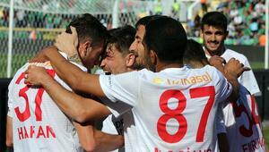 Denizlispor - Sivasspor: 0-2