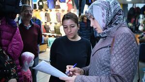 Kadınların yüzde 17'si lokal üyesi
