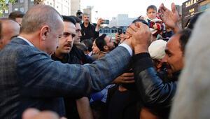 Son dakika... Cumhurbaşkanı Erdoğan Suriye sınırında...
