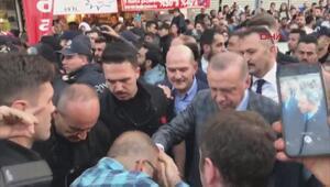 Cumhurbaşkanı Erdoğan Şanlıurfada