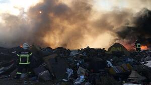 Hurdacılar Sitesinde yangın büyümeden söndürüldü