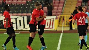 Eskişehirspor - Osmanlıspor: 3-2
