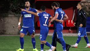 Fatih Karagümrük: 0 - Büyükşehir Belediye Erzurumspor: 1