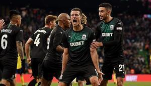Krasnodar, uzatmada bulduğu gollerle beraberliği kurtardı