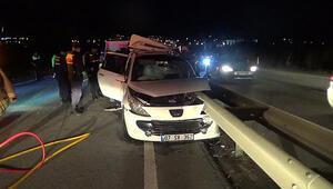 Silivri'de feci kaza: Aynı aileden 2 ölü, 3 yaralı